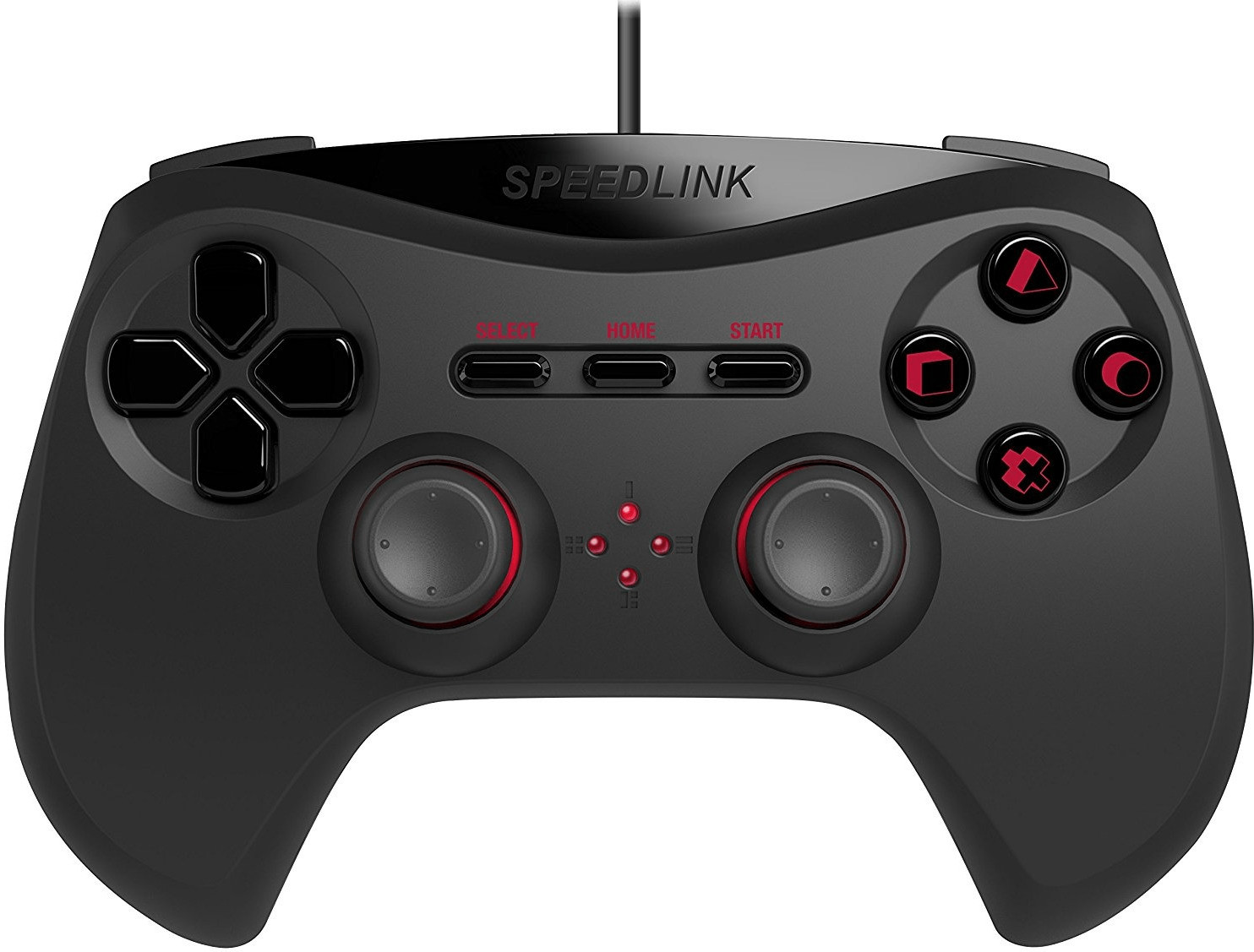 Image of Speedlink PS3 Strike NX Gamepad (SL-440400-BK-01)