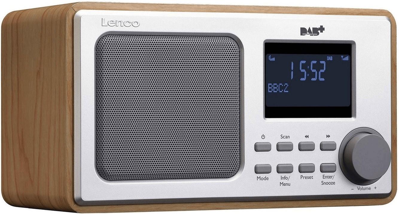 Image of Lenco DAR-010