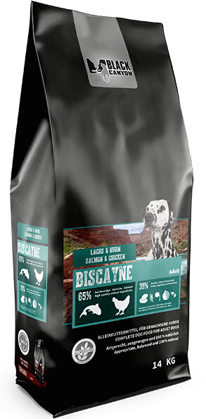Black Canyon Biscayne Lachs & Huhn (15 kg)