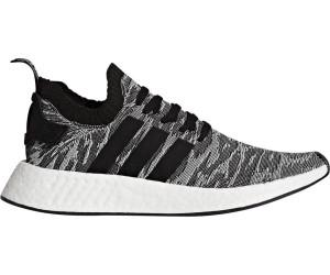 adidas Originals – NMD R2 Primeknit – Schwarze Sneaker, BY9409