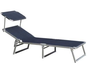Crivit strandliege  bel-sol Campingmöbel Preisvergleich | Günstig bei idealo kaufen