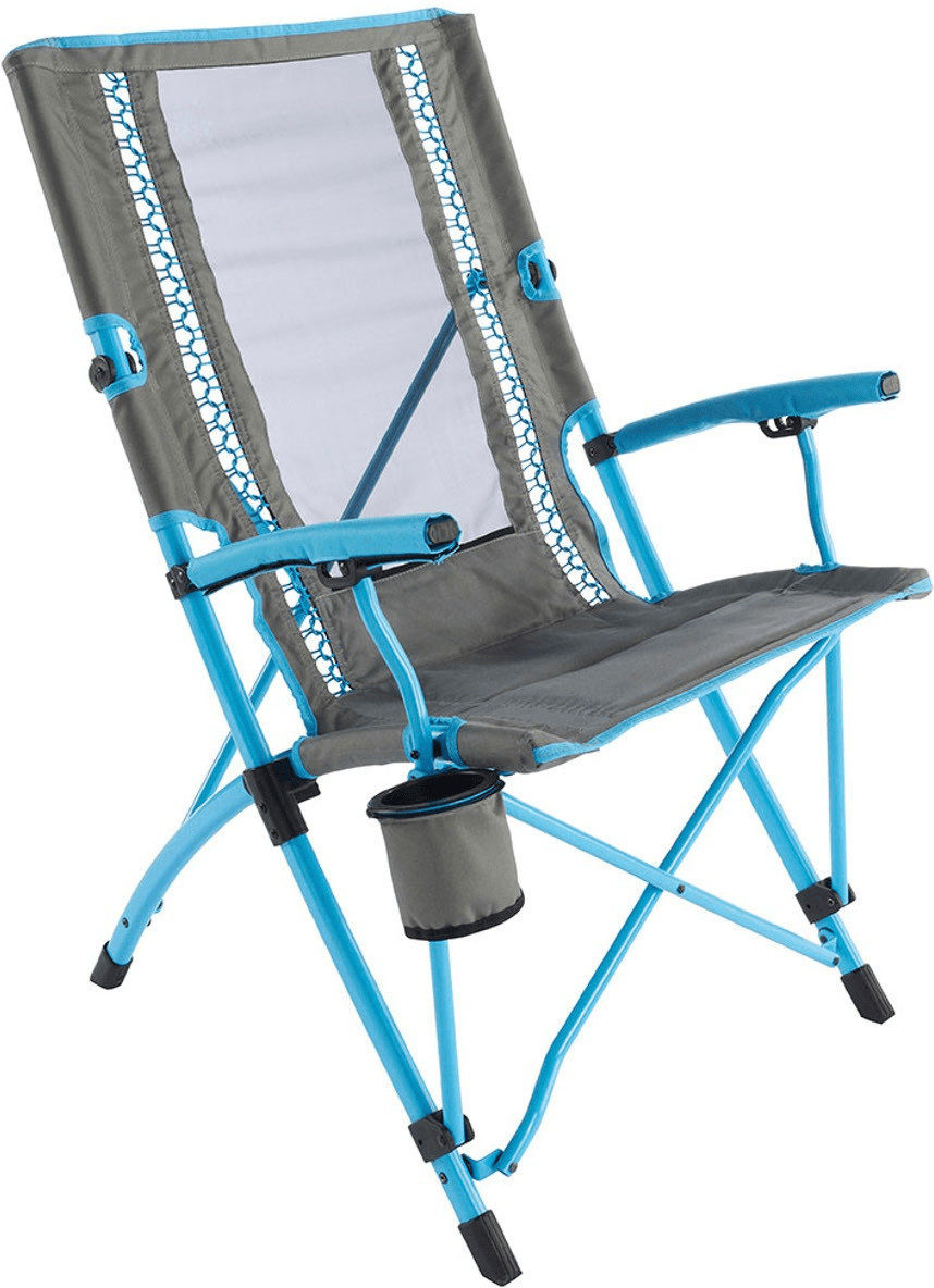 Coleman Bungee Chair blau