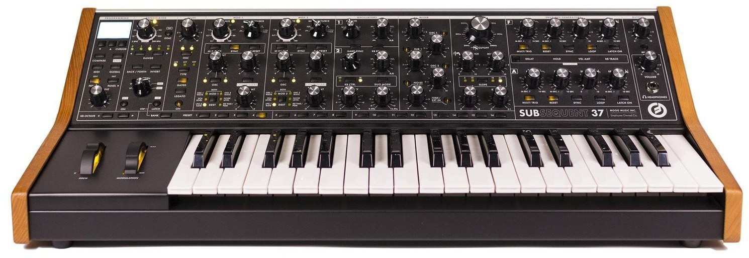 Image of Moog Subsequent 37