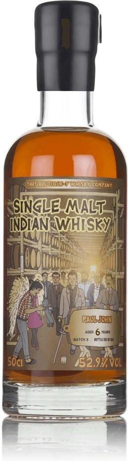 That Boutique-y Whisky Paul John 6 Jahre Batch ...