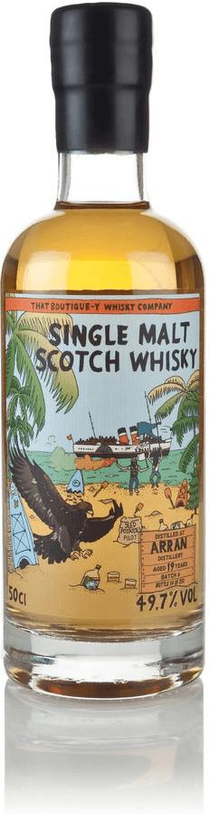 That Boutique-y Whisky Arran 19 Jahre Batch 6 0...