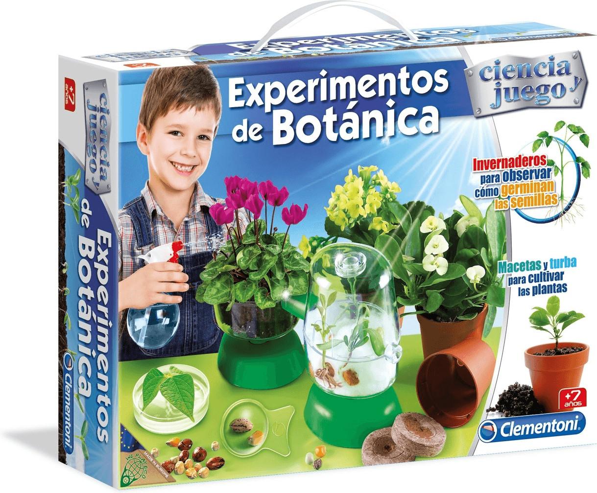 Clementoni Experimentos de botánica