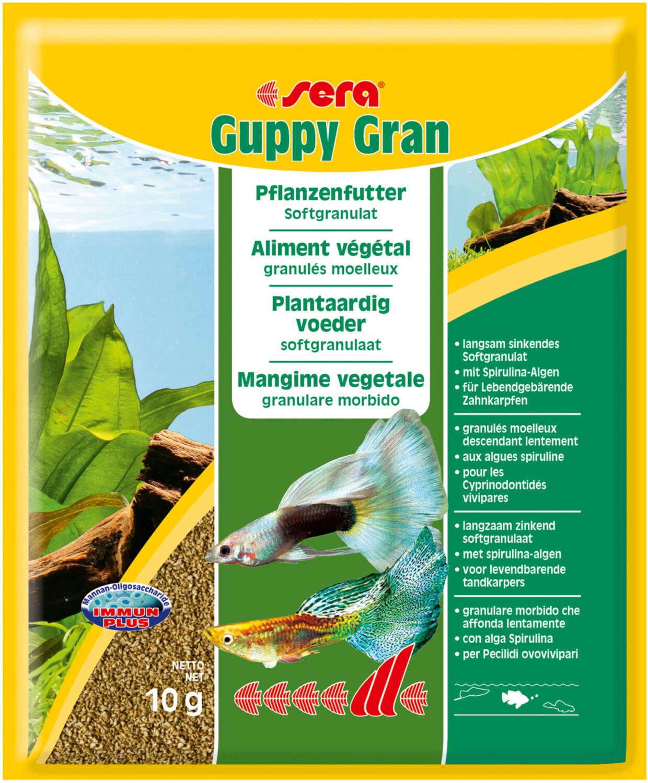 sera Guppy Gran 10 g