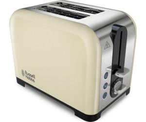Image of Russell Hobbs 22393 Canterbury 2 Slice Toaster Cream