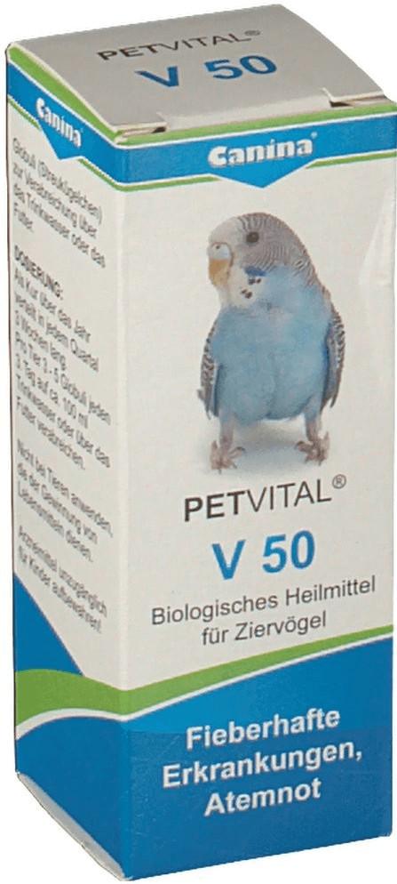 Canina Petvital V 50 Globuli 10g