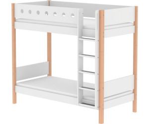 Flexa Etagenbett Leiter : Flexa white maxi etagenbett natur weiß ab