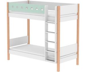 Etagenbett Idealo : Flexa white maxi etagenbett natur mintgrün ab