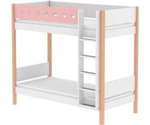 flexa white maxi etagenbett 80 17414 ab 737 00 preisvergleich bei. Black Bedroom Furniture Sets. Home Design Ideas