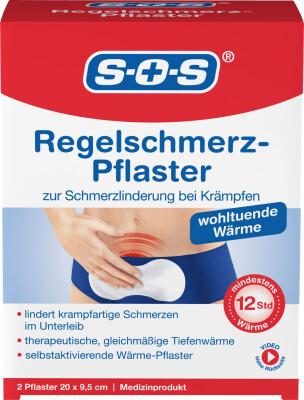 Regelschmerz-Pflaster (2 Stk.)
