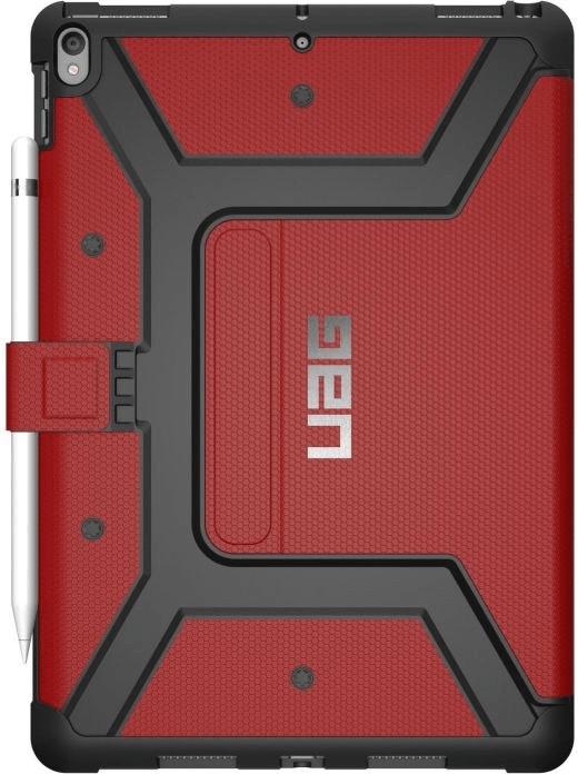 Urban Armor Gear Metropolis Case iPad Pro 10.5 rot (IPDP10.5-E-MG)