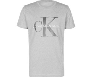 Calvin Klein Trisse True Icon Regular Logo-T-Shirt grey (J3IJ302251-025)