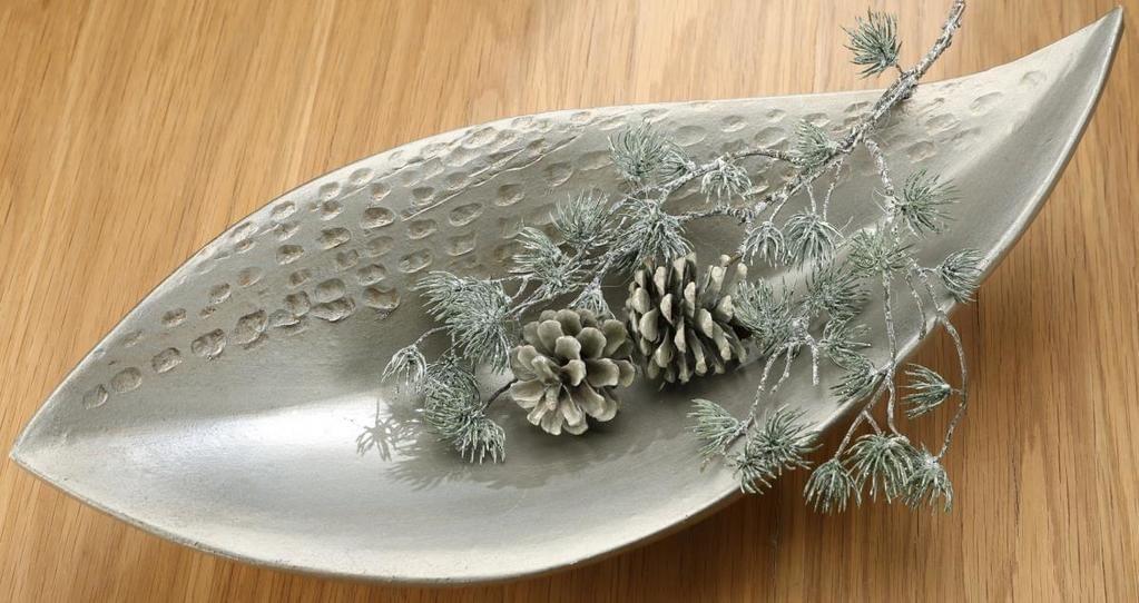 Gilde Deko-Schale handgetöpfert 50cm