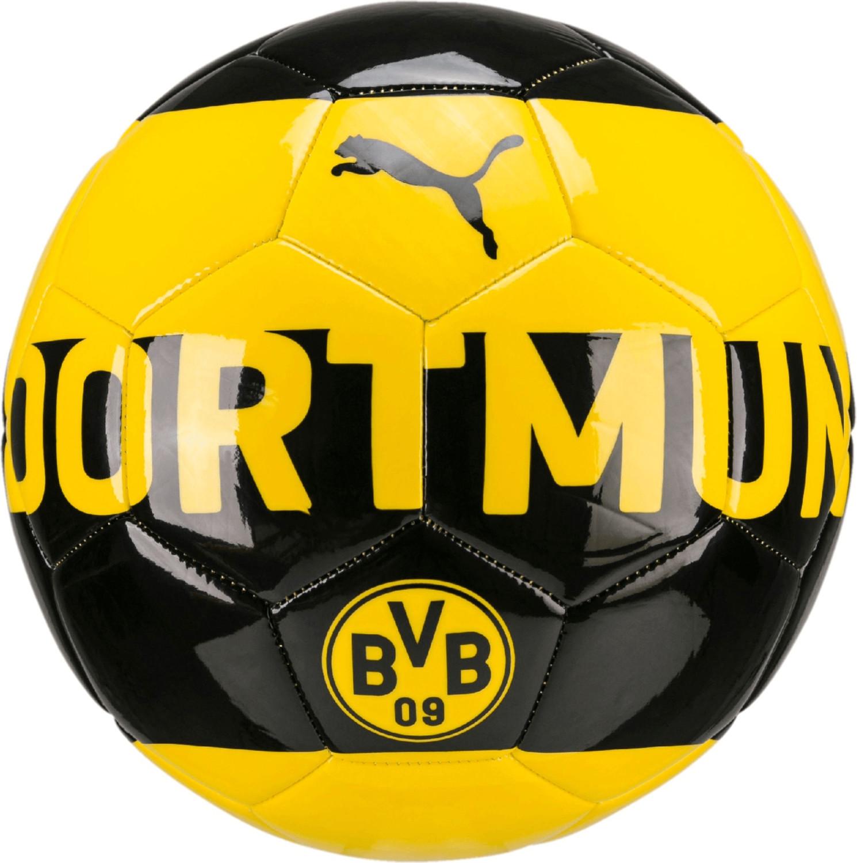 Puma BVB Fan Ball cyber yellow/puma black
