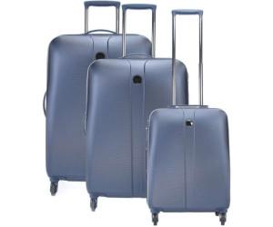 Ensemble 3 valises rigides Delsey Schedule 2 Anthracite gris Sch1Hfm7qs
