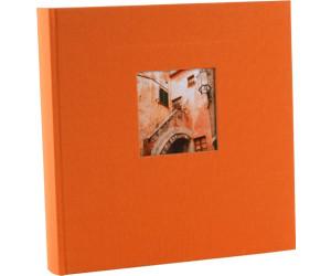 Maxialbum Summertime gelb 30x31 cm Goldbuch