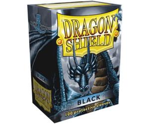 Image of Arcane Tinmen Dragon Shield 100 Stück (black)