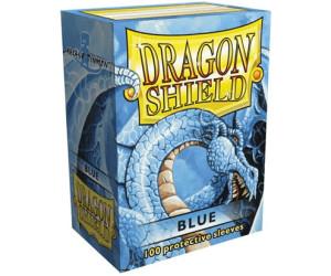 Image of Arcane Tinmen Dragon Shield 100 Stück (blue)