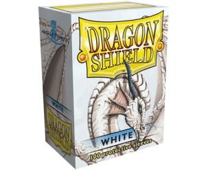 Image of Arcane Tinmen Dragon Shield 100 Stück (white)