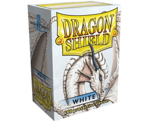 Arcane Tinmen Dragon Shield 100 Stück (white)
