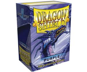Image of Arcane Tinmen Dragon Shield 100 Stück (purple)