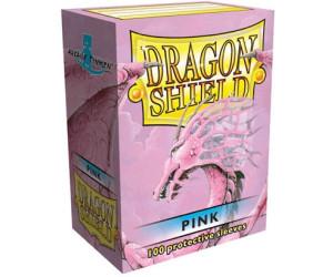 Image of Arcane Tinmen Dragon Shield 100 Stück (pink)