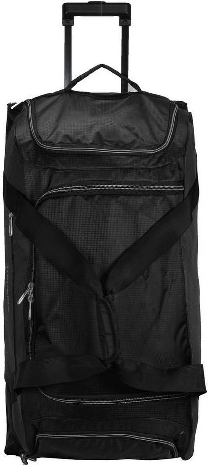 Travelite Kick Off Rollenreisetasche XL 77 cm black