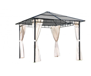 Leco Hardtop Pavillon 300 x 300 cm