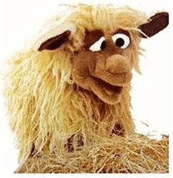 Living Puppets Lucy das Schaf