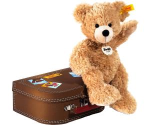 Steiff-Teddys Steiff 111471 Teddybär Fynn 28 beige mit Koffer günstig kaufen Steiff Teddy