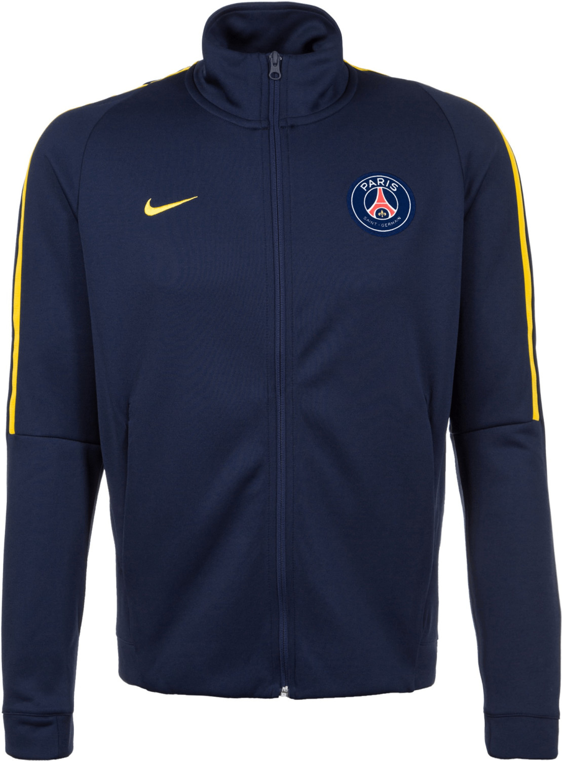 Nike Paris Saint-Germain Franchise Jacke midnig...