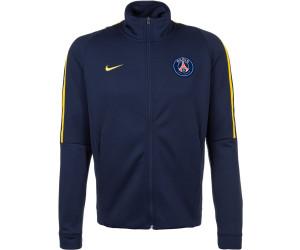 Paris Saint Germain Trainingsjacke Authentic N98 Rot Damen