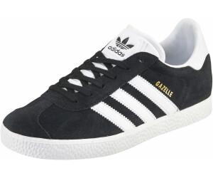 Adidas Gazelle Kids core black/footwear white/gold metallic a € 36,59 | Miglior prezzo su idealo