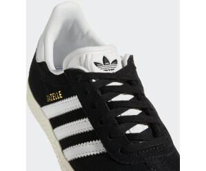 9cc8dab25b2 Adidas Gazelle Kids core black footwear white gold metallic. Adidas Gazelle  Kids