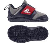 sports shoes d383e cac31 Adidas FortaPlay AC I medium grey heatherscarletcollegiate navy