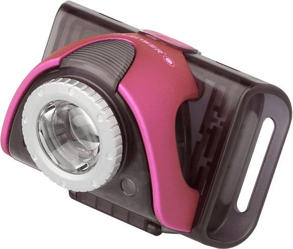 Ledlenser SEO B3 schwarz/pink