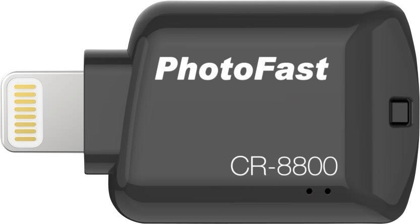 PhotoFast CR-8800 black