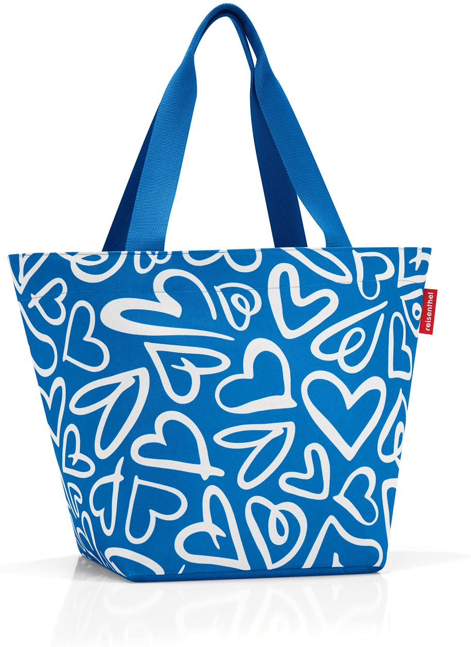 Reisenthel Shopper M funky hearts