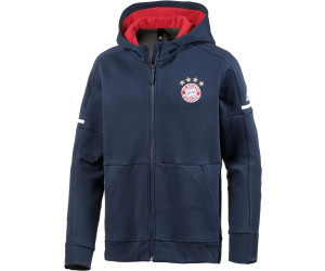 buy adidas fc bayern m nchen anthem squad sweat jacket. Black Bedroom Furniture Sets. Home Design Ideas