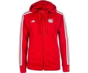 Adidas FC Bayern München 3 Stripes Kapuzenjacke 20172018 ab
