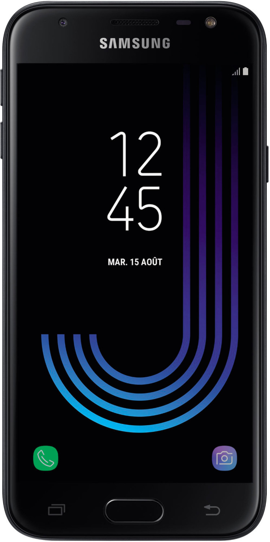 Samsung Galaxy J3 (2017) schwarz