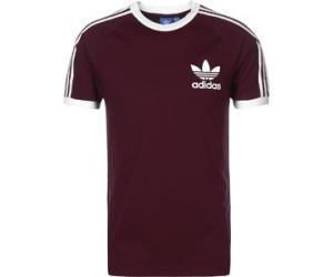 Adidas CLFN T-shirt maroon (BQ7565)