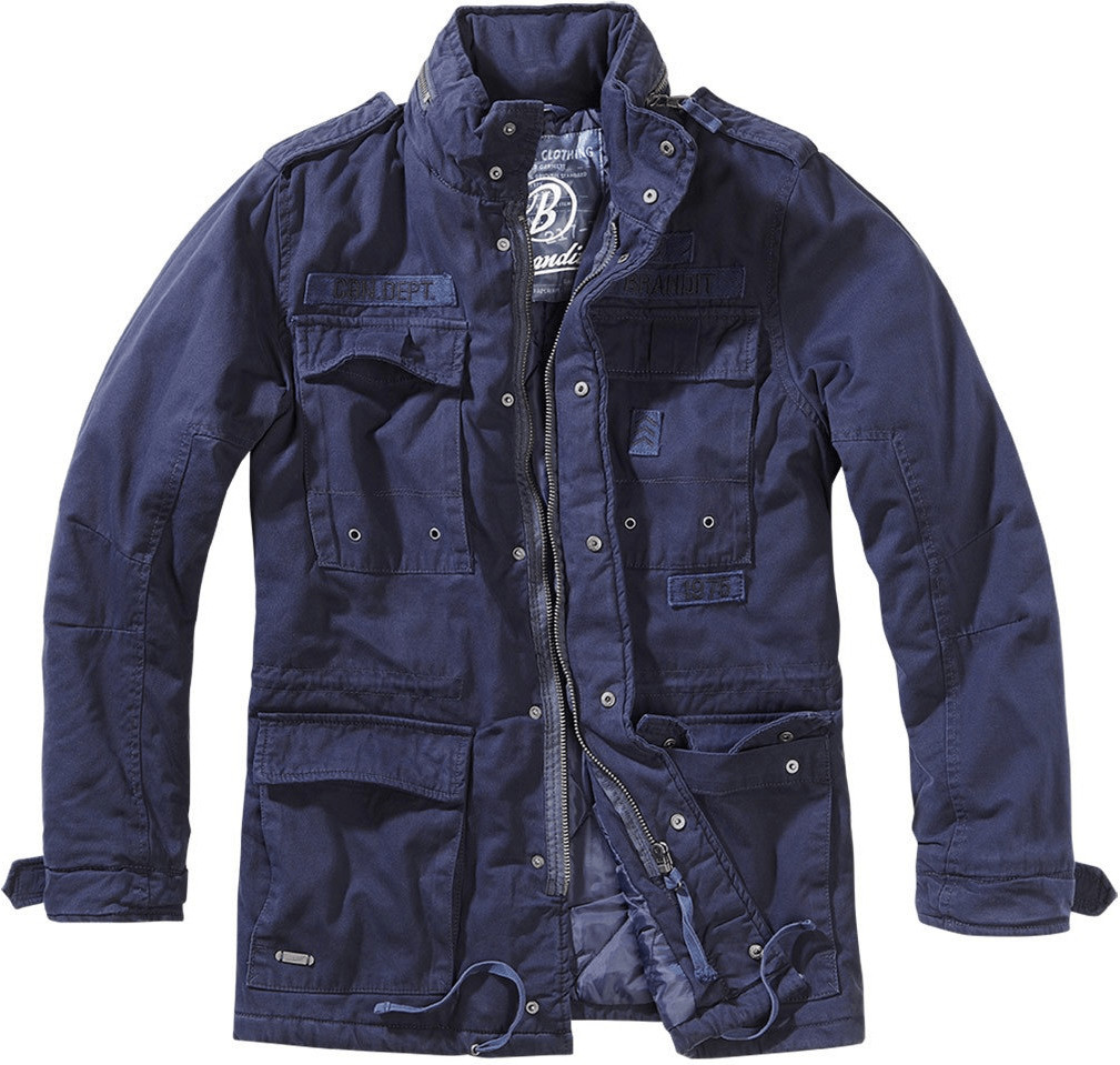 Brandit Ryan M65 Winterjacket navy