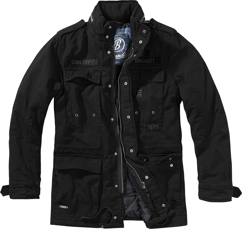 Brandit Ryan M65 Winterjacket black