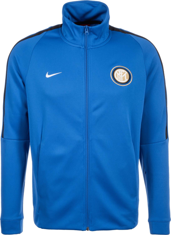 Nike Inter Mailand Franchise Jacke royal blue/b...