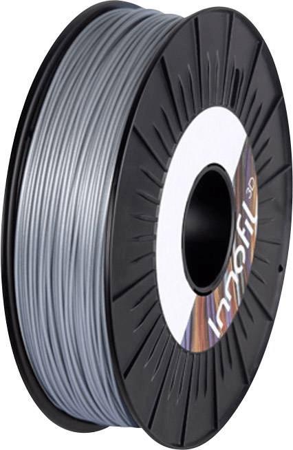#Innofil3D Filament FL45-2021A050 PLA Compound, Flexibles Filament 1.75 mm Silber 500 g#