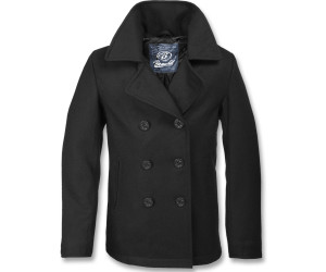 Brandit Pea Coat (3109) black